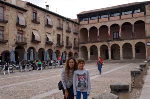 Sigunza plaza mayor