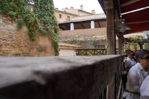 terrace of lantigua