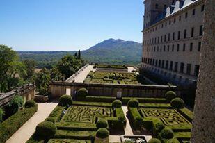 gardens el escorial