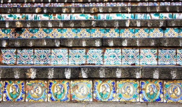 Caltagirone steps